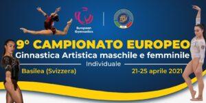 EUROPEI BASILEA, Tutto sull'evento-ORARI/TV Ecc…